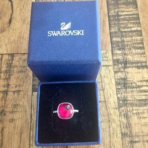 Swarovski Pave Ring